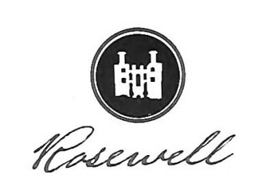Rosewell new logoBW